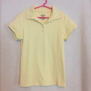 IZOD Polo Girls/Yellow
